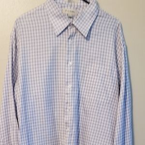 John W. Nordstrom men's shirt size 18 1/2 -35